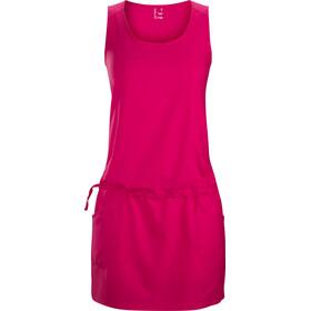 Arc'teryx Contenta jurk Dames roze